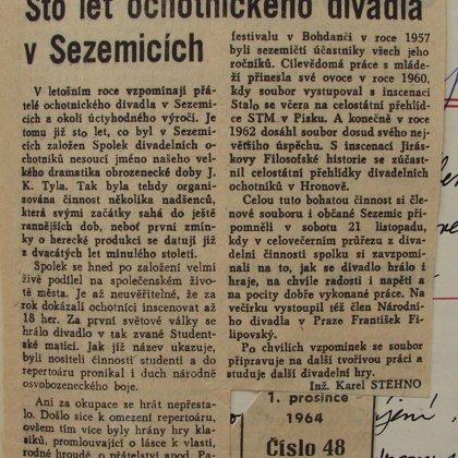 Zář 1.12.1964