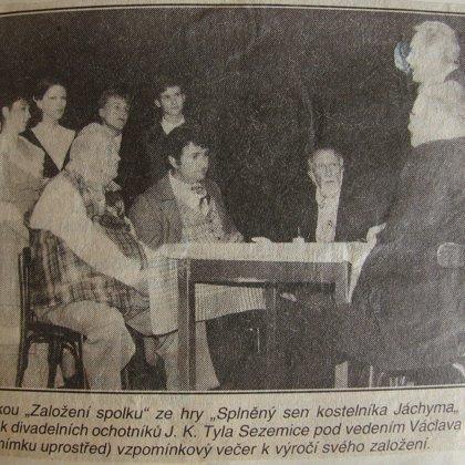 Deník květen 1995